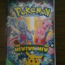 Pokemon: The First Movie - Mewtwo vs. Mew (VHS, 1999)