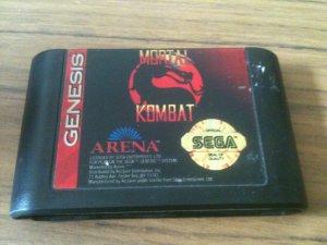 Mortal Kombat (Sega Genesis, 1992)
