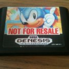 Sonic the Hedgehog (Sega Genesis, 1991)