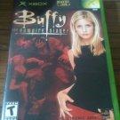 Buffy the Vampire Slayer (Microsoft Xbox, 2002)