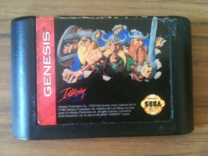 The Lost Vikings (Sega Genesis, 1992)