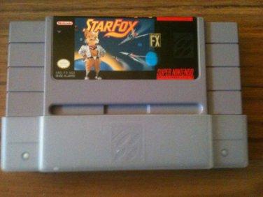 Star Fox (Super Nintendo, 1993)