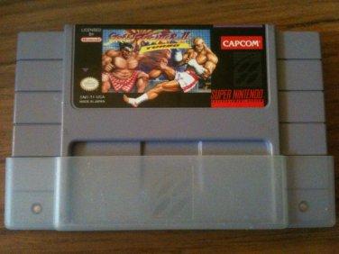 Street Fighter II Turbo (Super Nintendo, 1993)