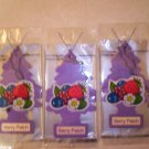 Berry Patch  Tree Air Freshener - Lot of 72 -