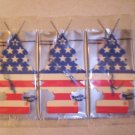 Vanilla Pride  Tree Air Freshener - Lot of 3 -