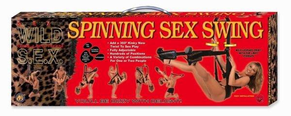 Spinning Sex Swing