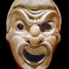 Athenian Theatrical Mask sculpture