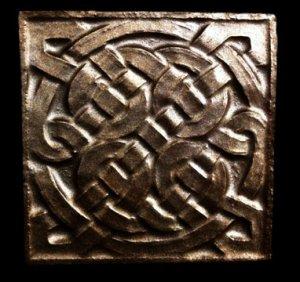 Celtic Backsplash Tile