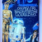 Star Wars Laptop Case C3PO, R2D2 and Han Solo - 15 inch