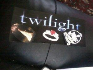 Twilight bookmark