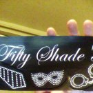 Fifty Shades Bookmark