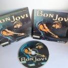 Bon Jovi: Interview CD & Fully Illustrated Book