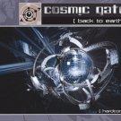 Cosmic Gate:  Back To Earth/Hardcore (Rare CD Single)