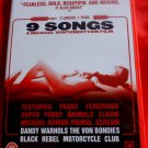 9 Songs (DVD)
