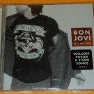 Bon Jovi: Its My Life (CD Maxi Single)