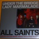 All Saints: Under The Bridge/Lady Marmalade [Limited Edition CD]