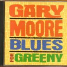 Gary Moore:  Blues for Greeny (CD)