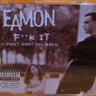 Eamon:  F**k It [I Don't Want You Back] (CD Single)