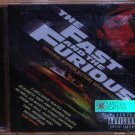The Fast & The Furious [Original Soundtrack] (Special Edition CD)