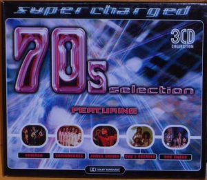 Supercharge 70s Selection (Triple CD)