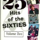 25 Hits of the Sixties Volume 2 [Tape 2] (Cassette)