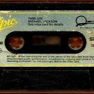 Michael Jackson: Thriller  (Cassette)