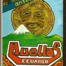 Huellas of Equador (Cassette)