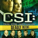 CSI: Crime Scene Investigation - Deadly Intent (Wii)
