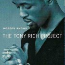 The Tony Rich Project:  Nobody Knows  (Cassette Single)
