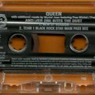 Queen/Wyclef Jean [featuring Pras & Free]:  Another One Bites The Dust (Cassette Single)