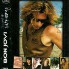 Bon Jovi:  Thia Ain't A Love Song  (Cassette Single)