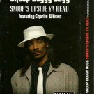 Snoop Doggy Dogg:  Snoop's Upside Ya Head [featuring Charlie Wilson] (Cassette Single)