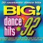 Big Dance Hits Of 92  (Double Cassette)