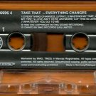 Take That:  Everything Changes  (Cassette)