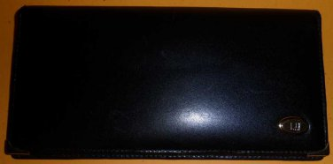 Dunhill Leather Coat Wallet