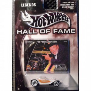 """Hot Wheels Hall of Fame - Legends - Ed """"Big Daddy"""" Roth"""