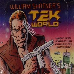 Tek World - Trading Cards (1993)