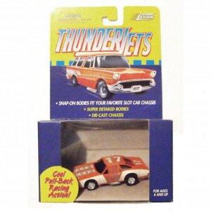 Johnny Lightning Thunder Jets Stock Car