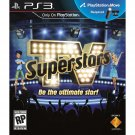 TV SUPERSTARS (BE THE ULTIMATE STAR)