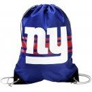 New York Giants Drawstring Backpack