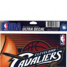Cleveland Cavaliers Ultra Decal NBA