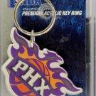 Phoenix Suns Team Logo High Definition Keychain NBA