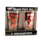 Lil Wayne 2-Pack 16OZ Pilsners Glass