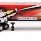 Anaheim Angels Diecast Batter Logo MLB Semis 1:80 Scale