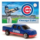 Chicago Cubs 1:87 Ford F-150 with Sticker MLB