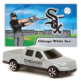 Chicago White Sox 2007 1:87 Ford F-150 w/Sticker MLB