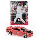 Ken Griffey Jr Cincinnati Reds Dodge Charger with Trading Card