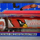 Arizona Cardinals Diecast 1:80 Scale Semi Truck