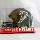 Atlanta Falcons NFL Micro Riddell Mini Helmet NFL blk