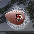 Cincinnati Bengals Sportz Splatz Window Decal NFL